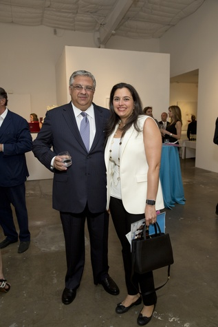 UNICEF Art Auction, 5/16  Nijad Fares, Zeina Fares
