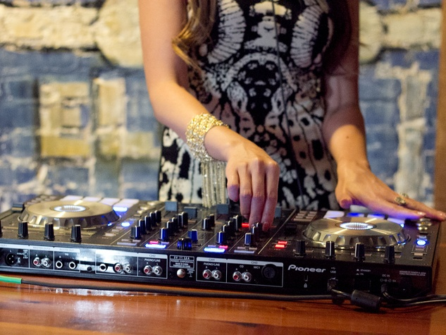 CultureMap Presents Meet Mia Wine DJ Nalaiya de Grace
