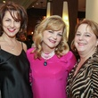 Jessica Rossman, from left, Kim Padgett and Shelley Taylor Ludwick at the Best Friends Brunch February 2014
