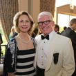 Fran Fawcett Peterson and Lary Barton at the CancerForward Gala May 2014