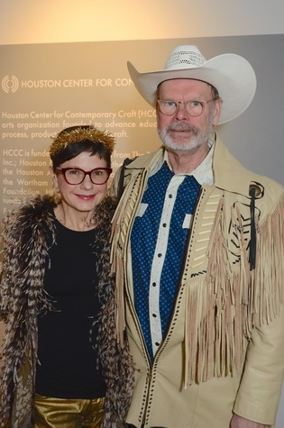 Craft Center Houston, 9/16, Carla Cotropia, Tom Edens
