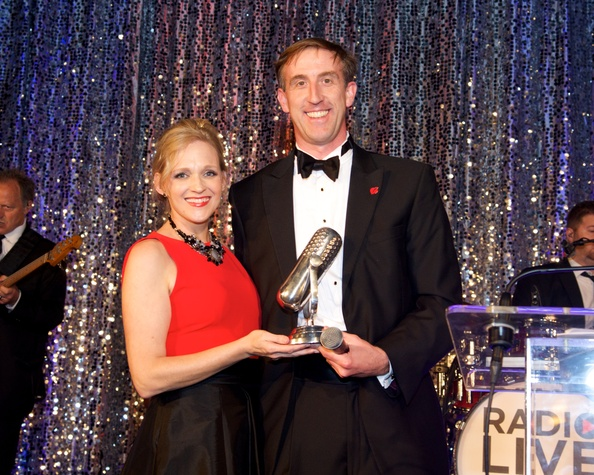 Montgomery County Heart Ball, Feb. 2016, Michelle Shifflett, Ted Oberg