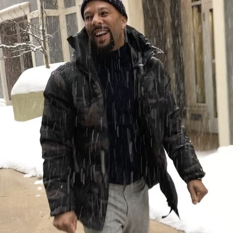 Common at Sundance Film Festival