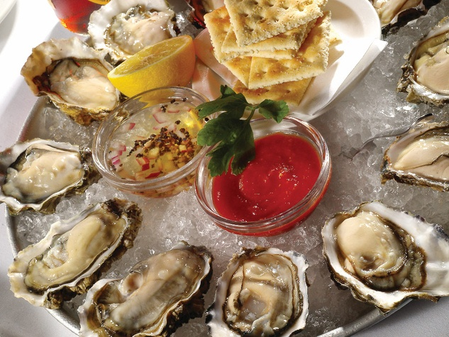 News Ed V S Oysters