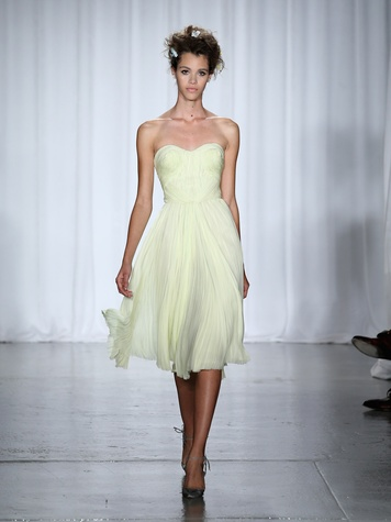 Fashion Week spring summer 2014 2 Zac Posen
