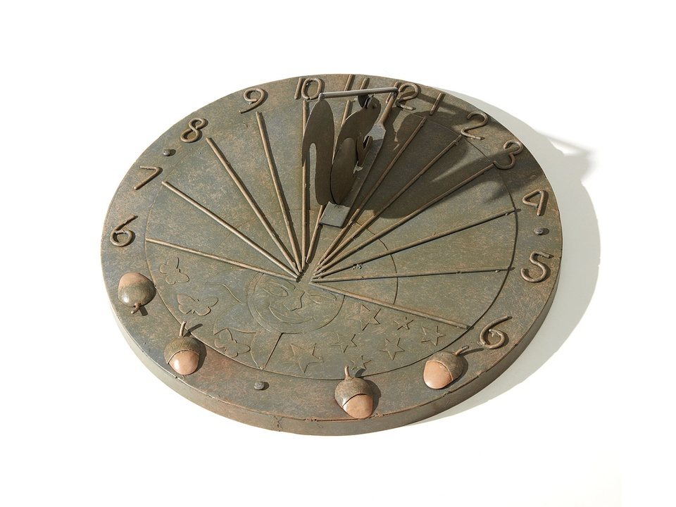 Uncommon Goods squirrel sundial