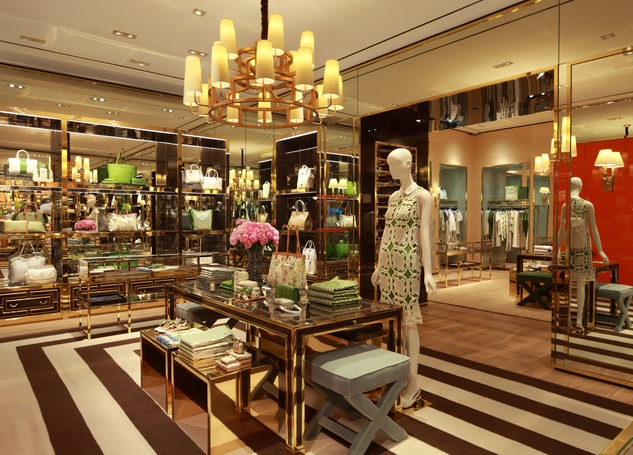 Tory Burch Houston Galleria expansion