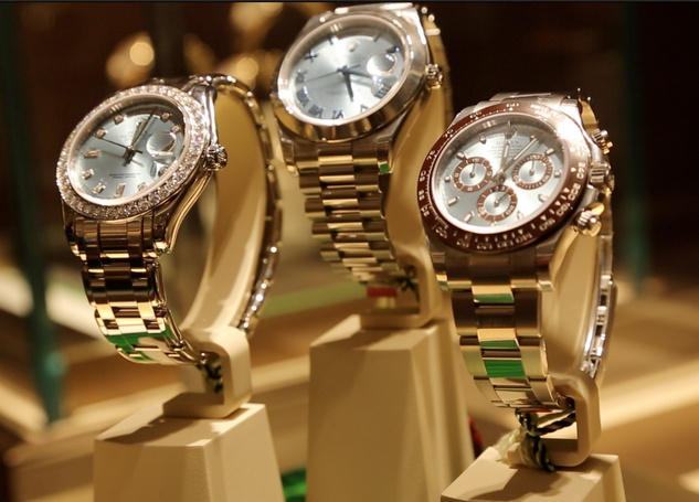 Rolex Boutique Galleria Clifford Video still