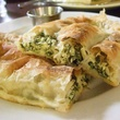 News_Cafe Pita +_Burek_puffed pastry_filled_choice of beef, potato, cheese, spinach