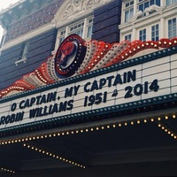 Paramount Theater Robin Williams Tribute