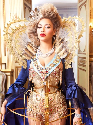 Beyonce, The Mrs. Carter Show World Tour, February 2013