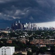 Stormy Houston weather