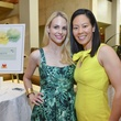 174 Kathleen Jennings, left, and Ting Bresnahan at Heroes and Handbags May 2014