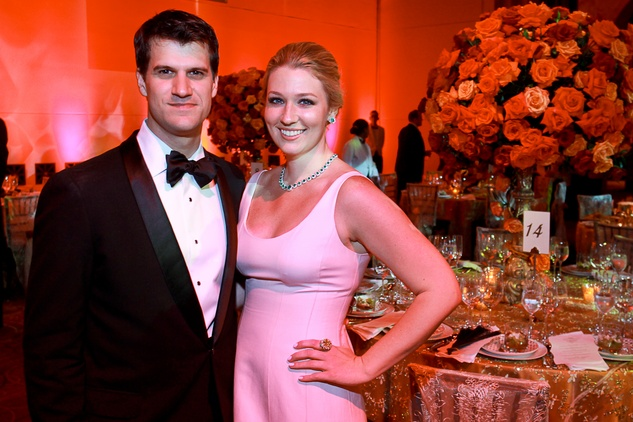 196 Callan Edquist and Christina Stith Houston Grand Opera Ball April 2015