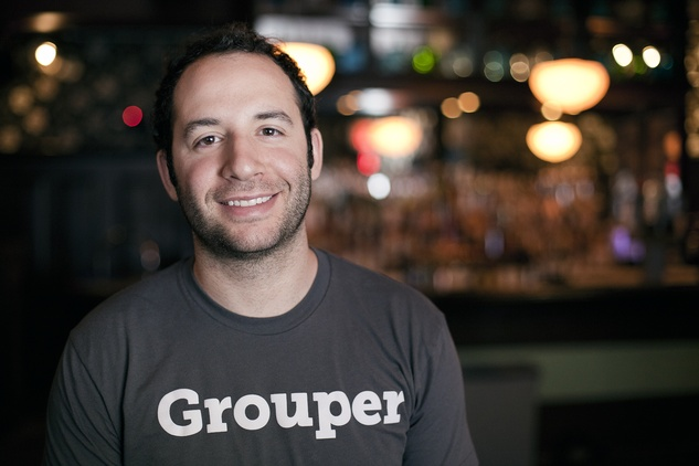 Grouper date founder