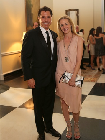 Ian and Kathryn Fay at the CancerForward Gala May 2014