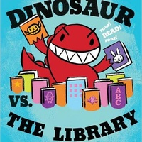 Austin Photo Set: News_Ralph Hardesty_TBF_Bob Shea_Oct 2011_dinosaur library