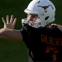 Austin Photo Set: News_Kevin_ut football_offense_August 2011_gilbert