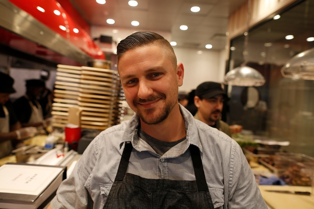 News, Shelby, North Italia opening, February 2015, Chef Jonathan Wills