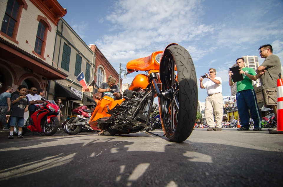 June 12-15: Republic of Texas Biker Rally® and Parade Hits