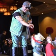 21 Dr. Roland Maldonado with Dodger at Bad to the Bone June 2014