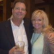 3 George Lane and Gretchen Gilliam at the Houston Livestock Show and Rodeo Trailblazer honoree reception October 2014