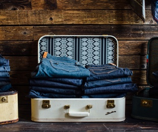Traveller Denim Austin