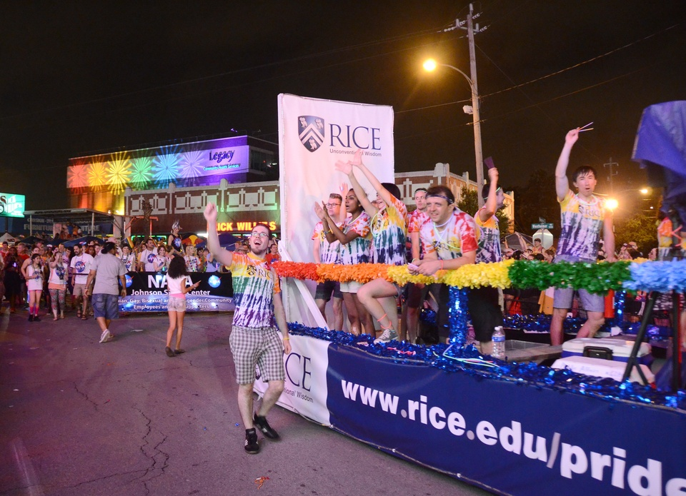 9 Pride Parade Houston June 2014