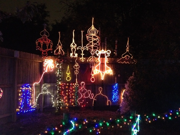 News, Shelby, Zoo Lights, December 2014