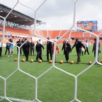 News_Dynamo_ribbon cutting_soccer_May 2012