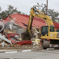 University of Houston, Robertson Stadium demolition