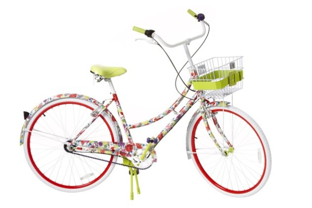 Alice and Olivia bicycle