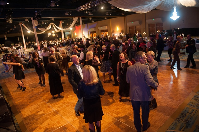 16 Dancing at the Northwest Ministries Jeans & Jewels Gala October 2014