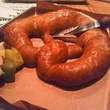 Mongoose vs. Cobra, giant pretzel