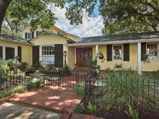 Former Natalie Maines home in Austin