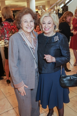 March of Dimes Tea, Feb. 2016 Joanne Crassas, Sidney Faust