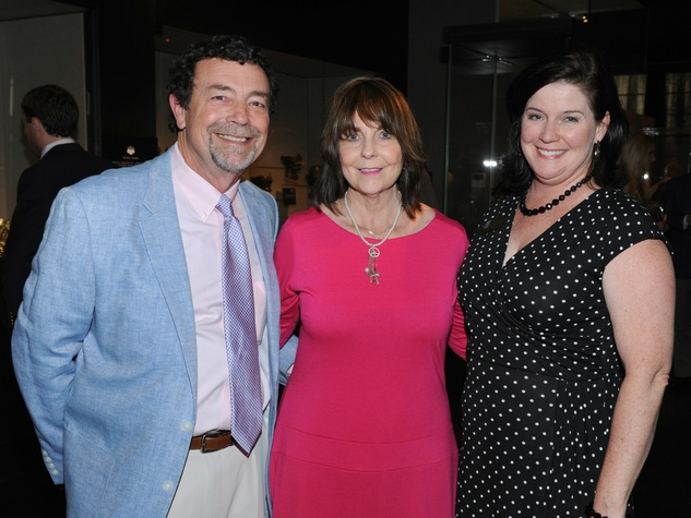 Boyd Lyles, Melanie Wright, Jenny Shepard, Dallas Symphony, Kickoff After Party
