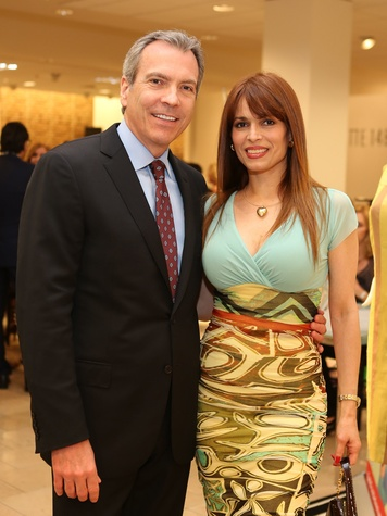 152, Dress for Dinner event, March 2013, Bob Devlin, Karina Barbieri