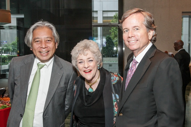 Houston, Houston Tomorrow Catalyst Finalists, October 2015, Keiji Asakura, Ann Hamilton, Randall Morton
