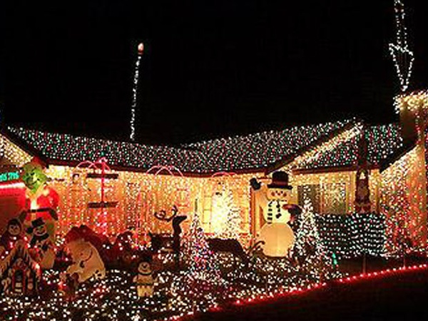Best DFW neighborhoods for spectacular holiday light displays - CultureMap  Fort Worth - Best DFW Neighborhoods For Spectacular Holiday Light Displays