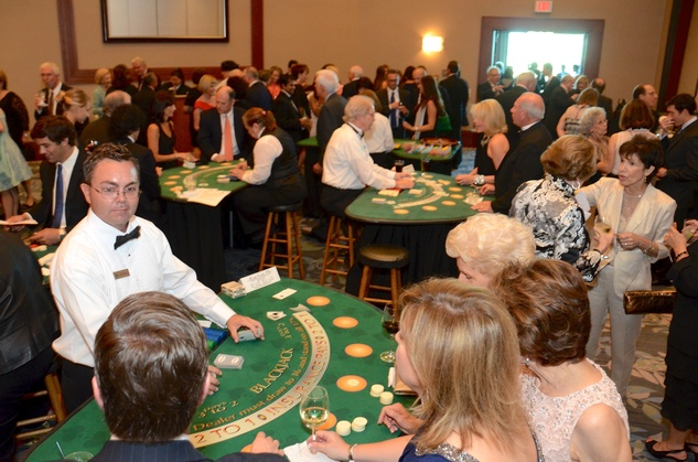 News, Shelby, Italian Cultural and Community Center gala, August 2014, casino night