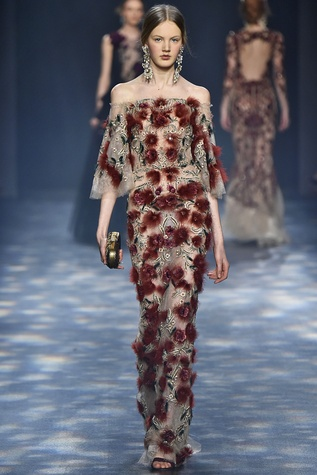 Marchesa collection features magnificent evening gowns fit for a ...