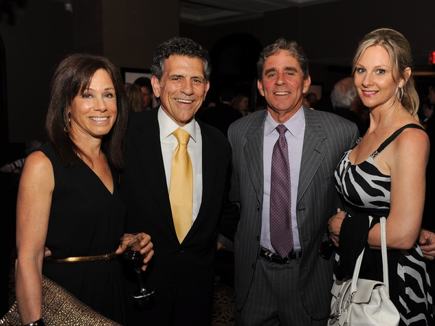 News_South Texas College of Law gala_May 2012_Linda Boyko_Philip Boyko_Steven Rosen_Robin Rosen