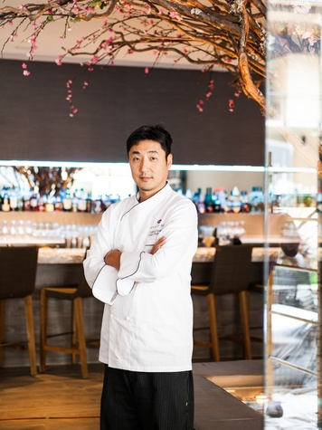 Nara Chef Donald Chang