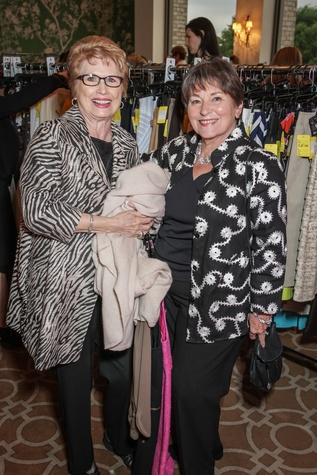 News, Salvation Army Reflections on Style, April 2015, Ginger Blanton, Diane Riley