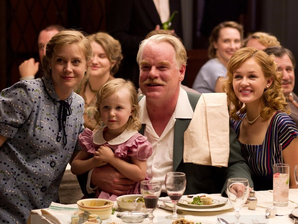 Joe Leydon, The Master, movie, Philip Seymour Hoffman, Amy Adams, September 2012