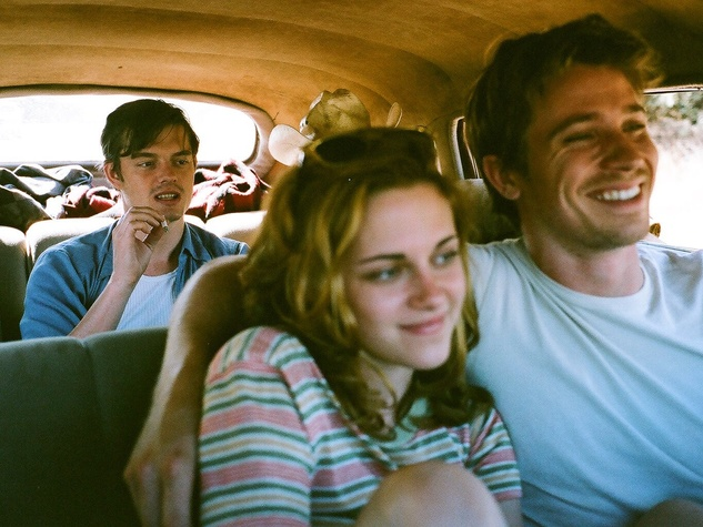 Mondo Cinema, On the Road, March 2013, Sam Riley, Kristen Stewart, Garrett Hedlund