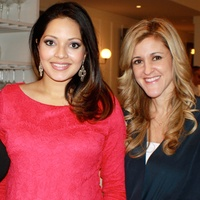 News, Shelby, Rekha Muddaraj, Courtney Zubowski, Brasserie 19, Jan. 2015