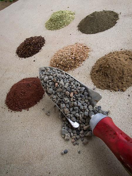 how to make dry soil fertile