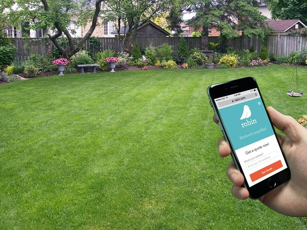 New web based lawn service aims to mow down the competition